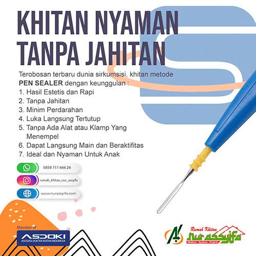 Pen Sealer